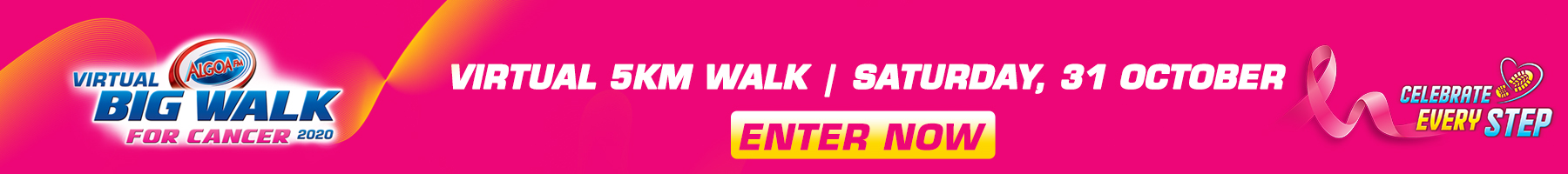 Virtual Algoa FM Big Walk for Cancer